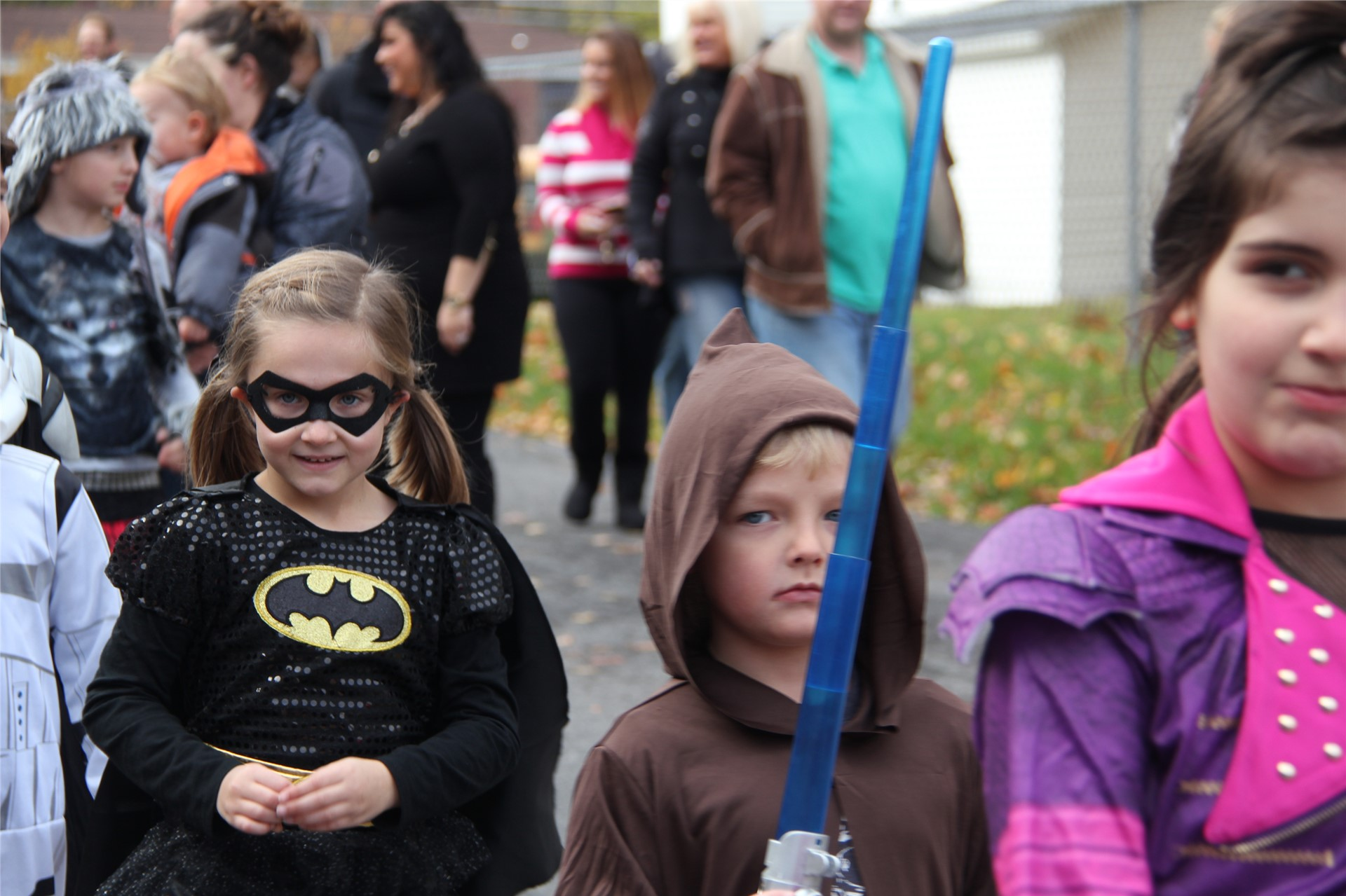 Port Dickinson Elementary Halloween Parade 138