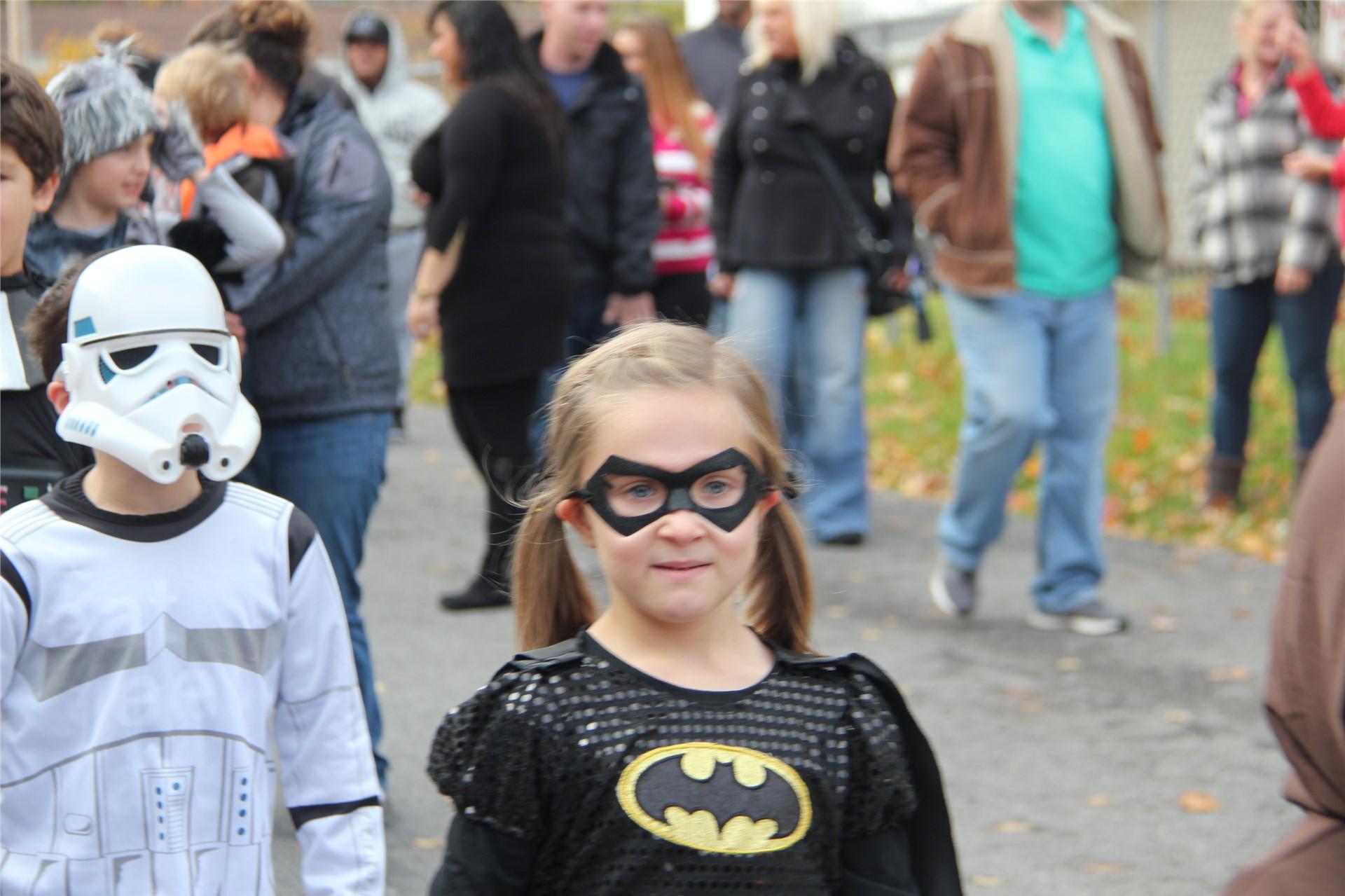 Port Dickinson Elementary Halloween Parade 139