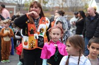 Port Dickinson Elementary Halloween Parade 140