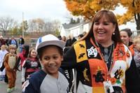 Port Dickinson Elementary Halloween Parade 141