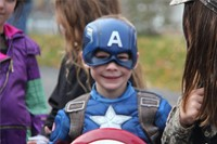 Port Dickinson Elementary Halloween Parade 136