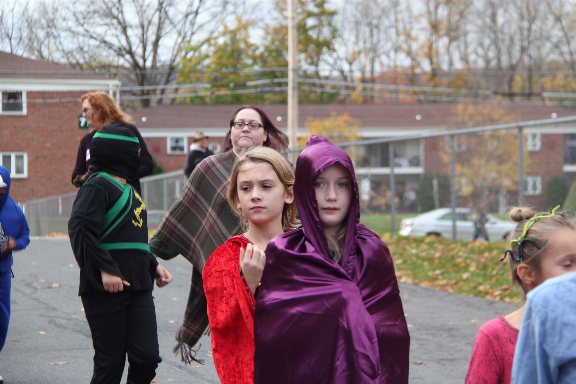 Port Dickinson Elementary Halloween Parade 148