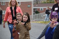 Port Dickinson Elementary Halloween Parade 149