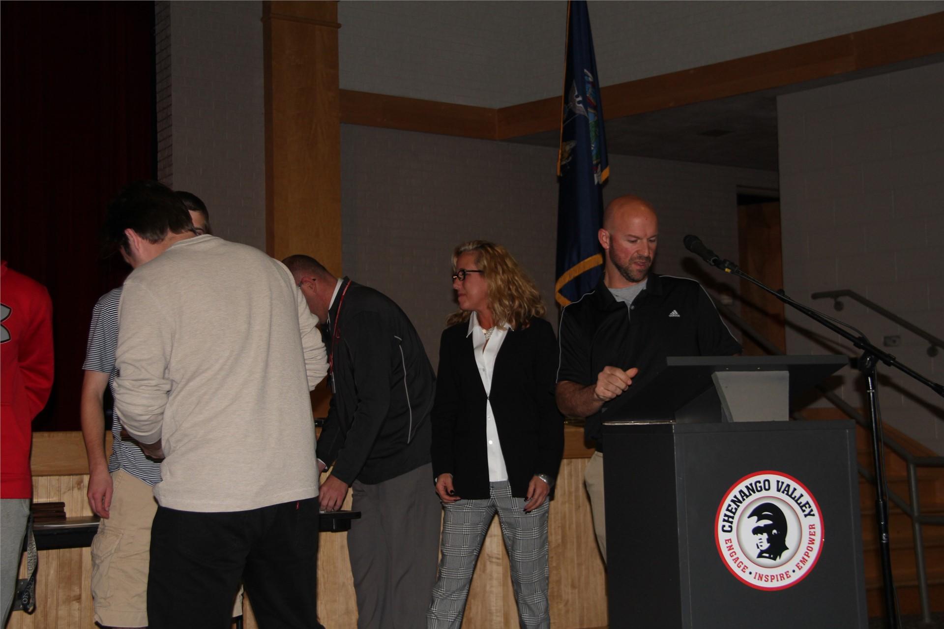 Fall Sports Award 5