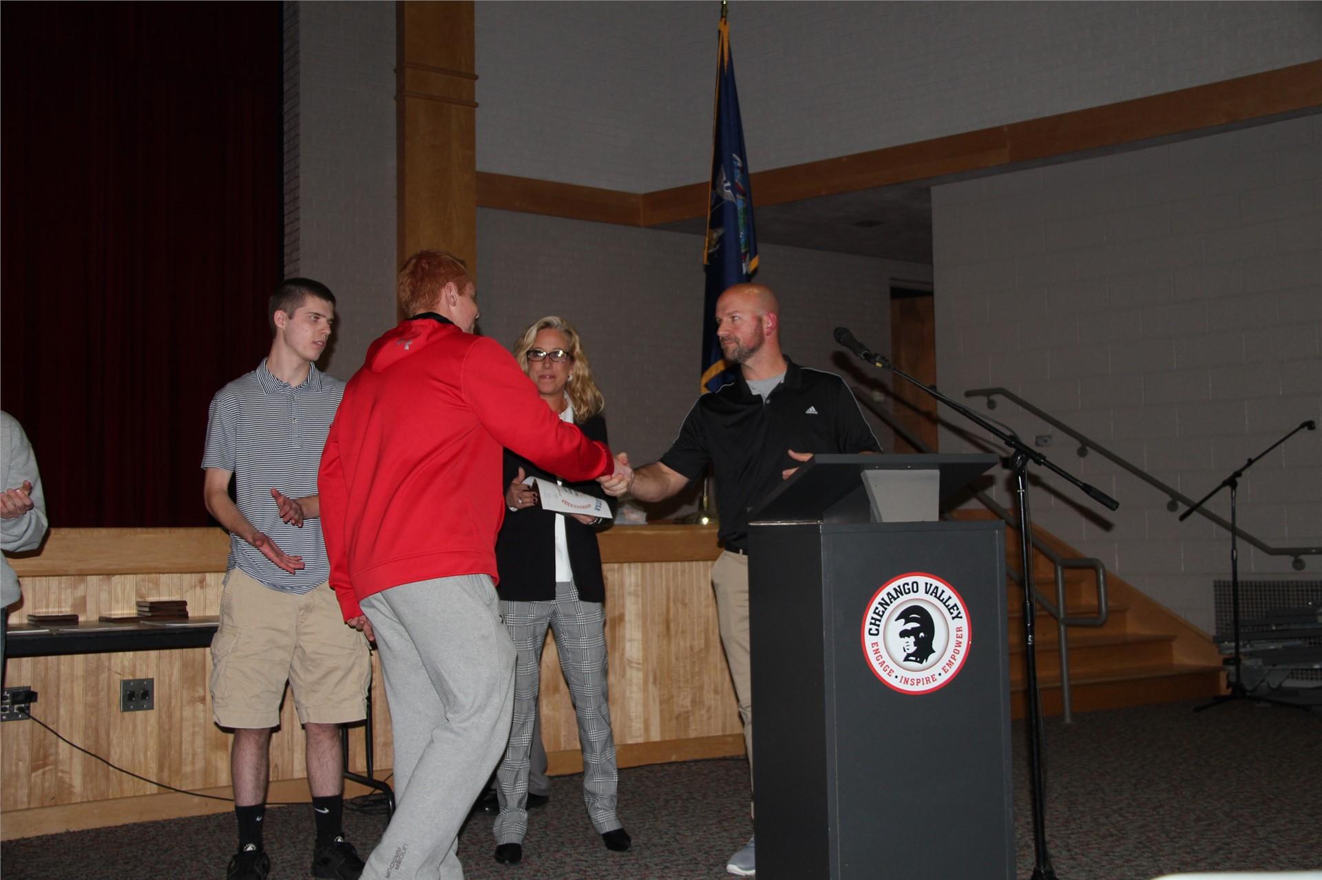 Fall Sports Award 7