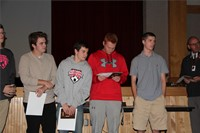 Fall Sports Award 10