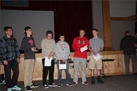 Fall Sports Award 17