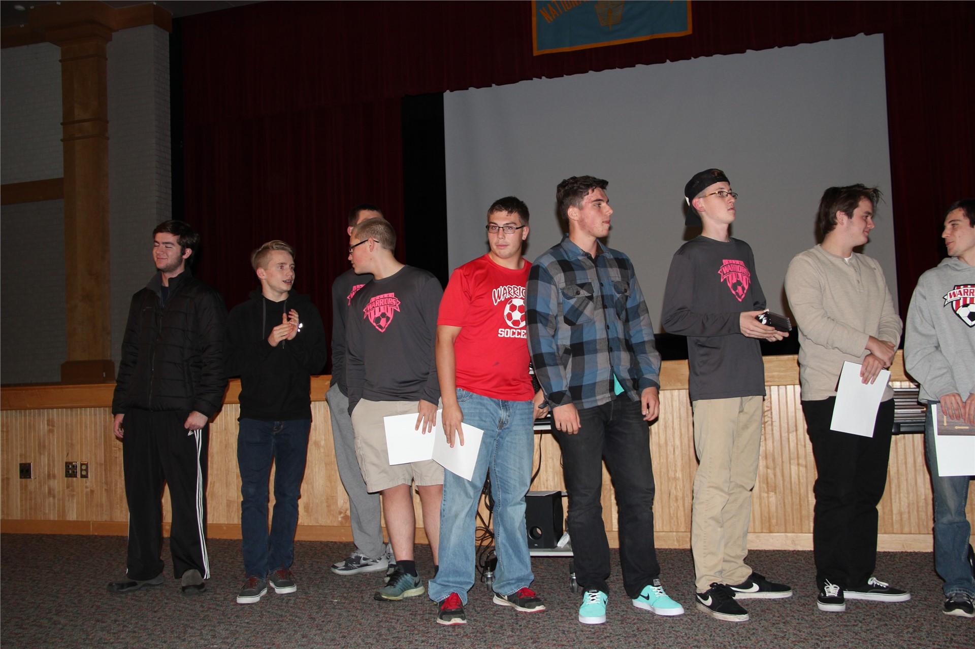 Fall Sports Award 19
