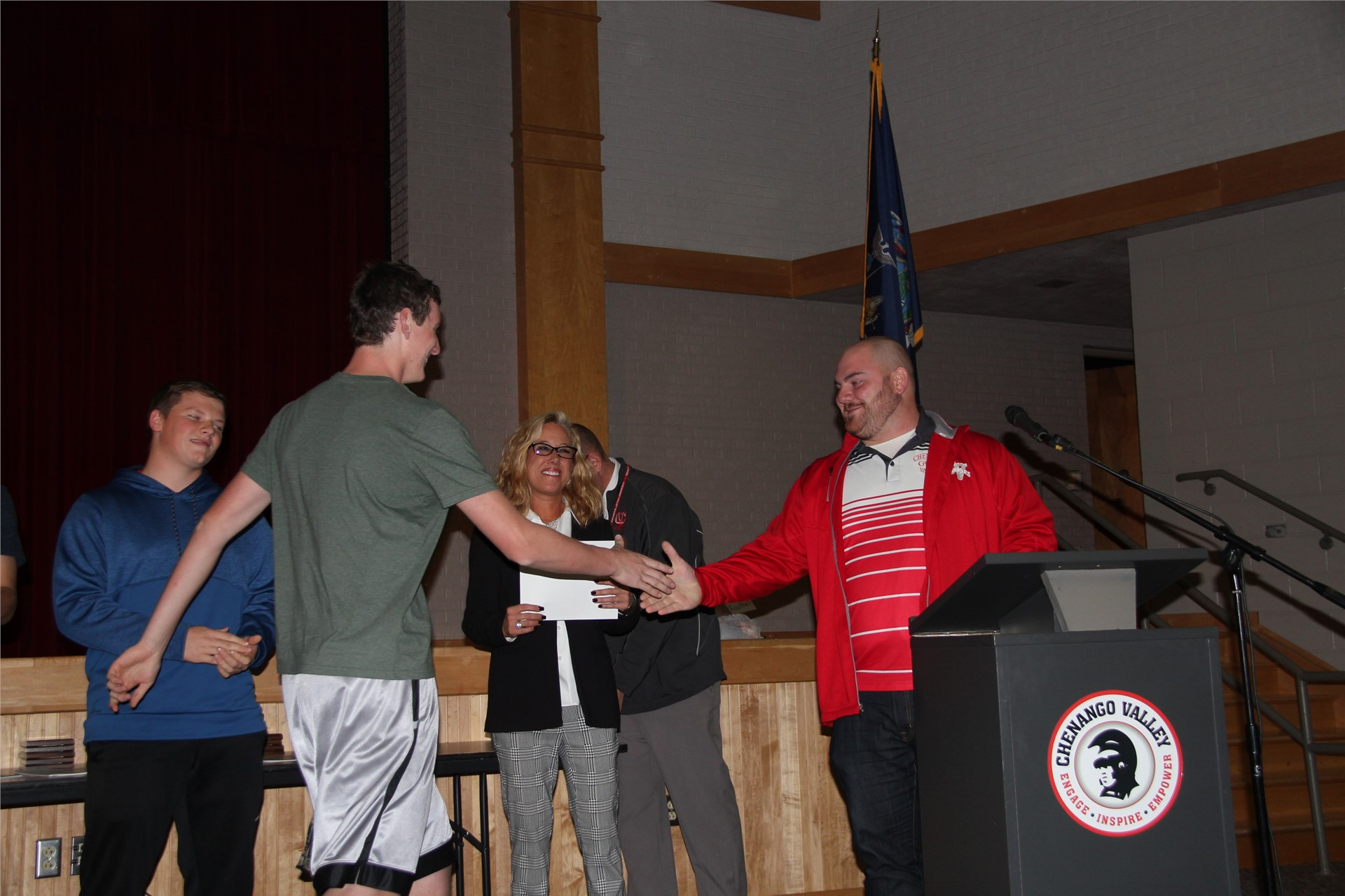 Fall Sports Award 25