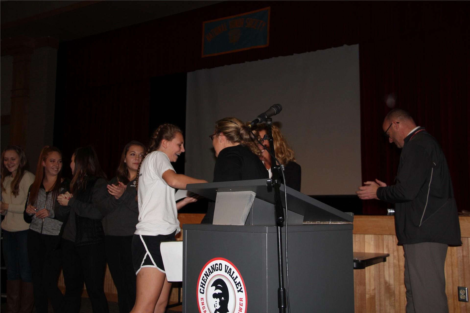 Fall Sports Award 36