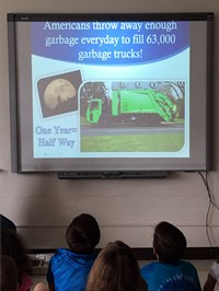 powerpoint about trash 3