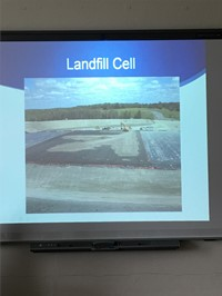 powerpoint about broome county landfill 2