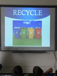 powerpoint about recycling