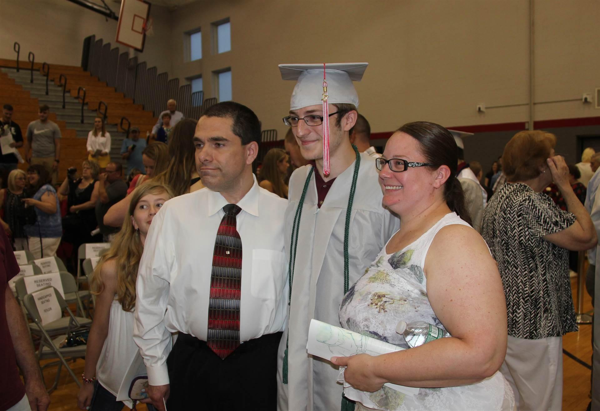 photo 313 from 2017 C V Graduation