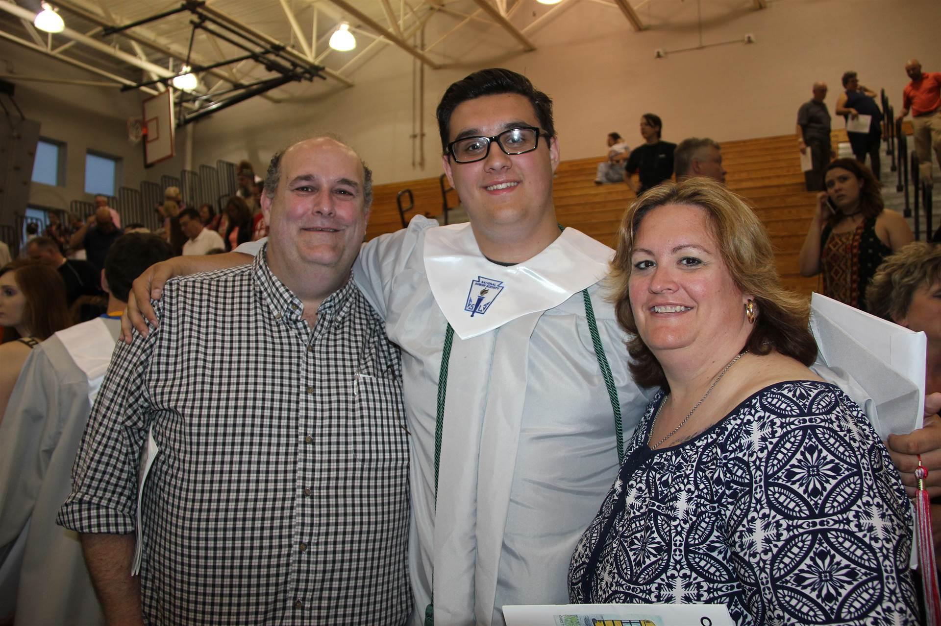 photo 314 from 2017 C V Graduation.