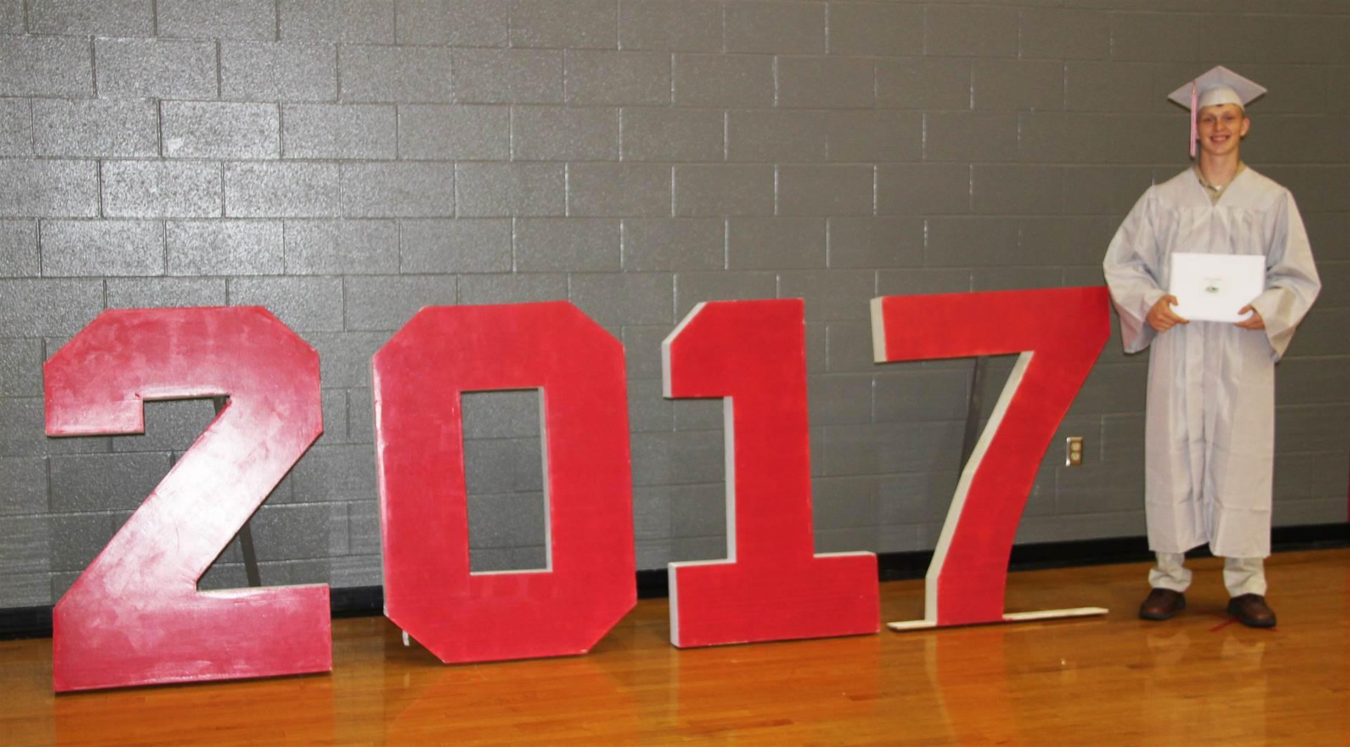 photo 242 from 2017 C V Graduation