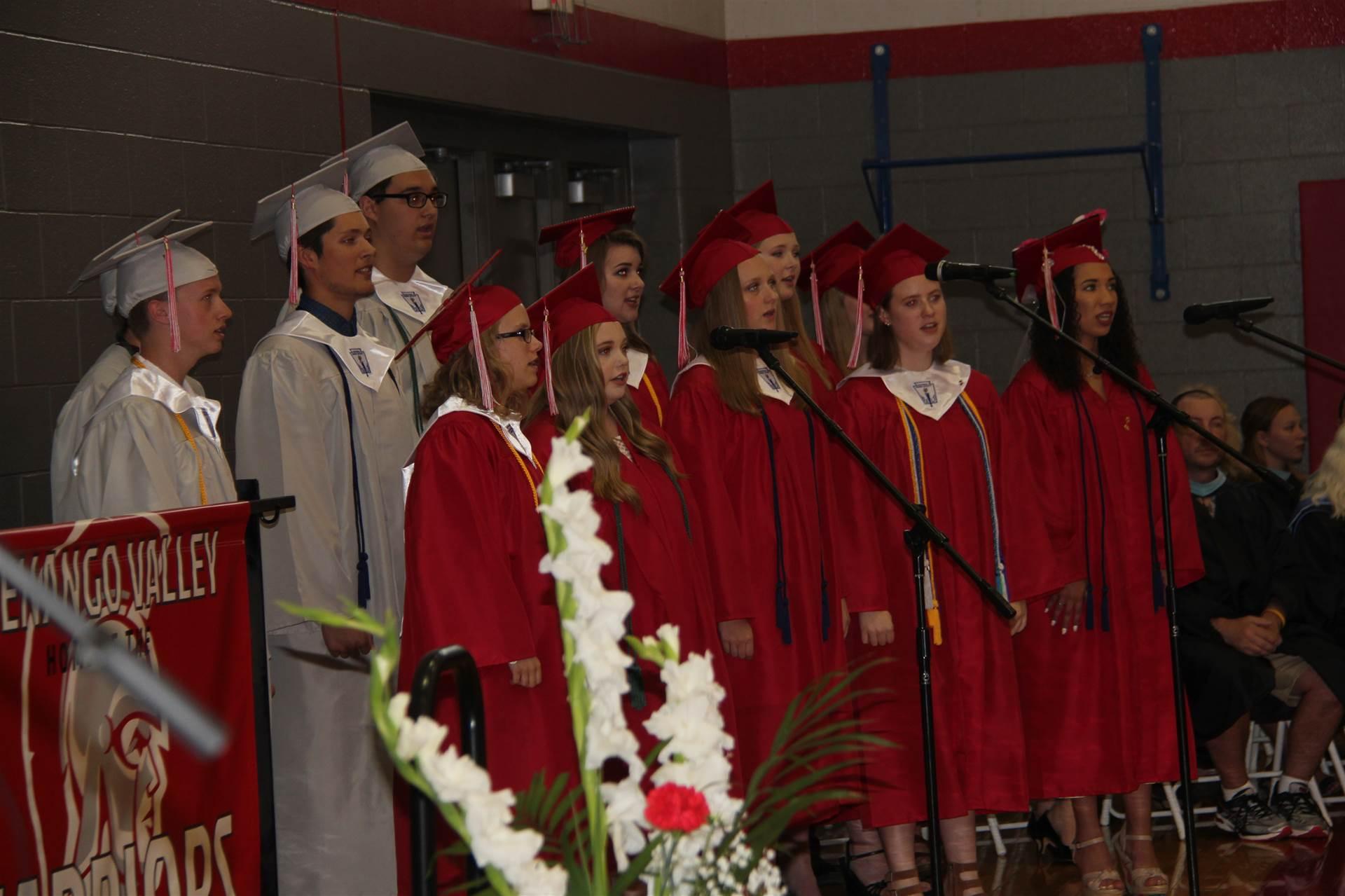photo 119 from 2017 C V Graduation.