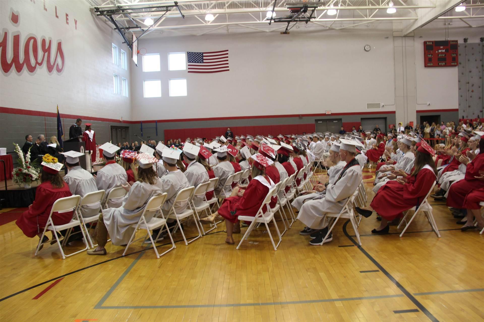 photo 117 from 2017 C V Graduation.