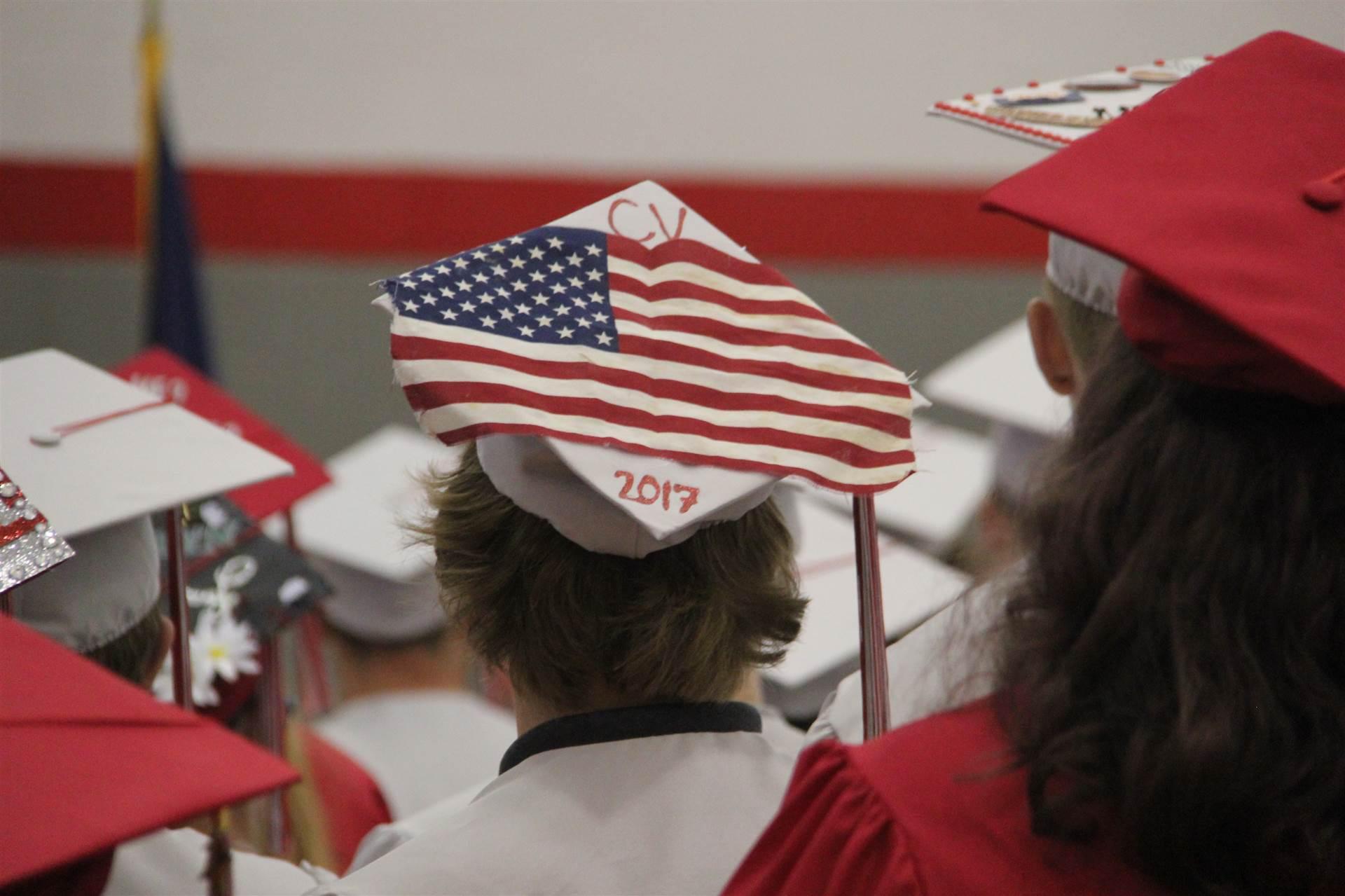 photo 105 from 2017 C V Graduation.