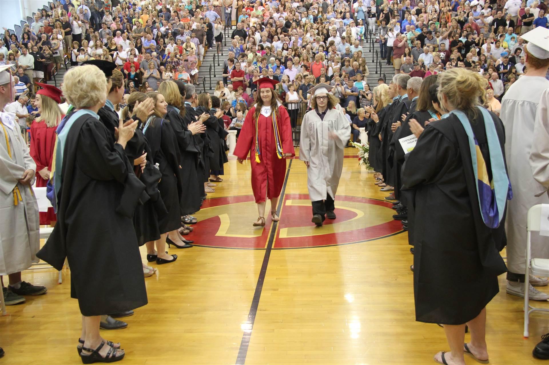 photo 45 from 2017 C V Graduation.