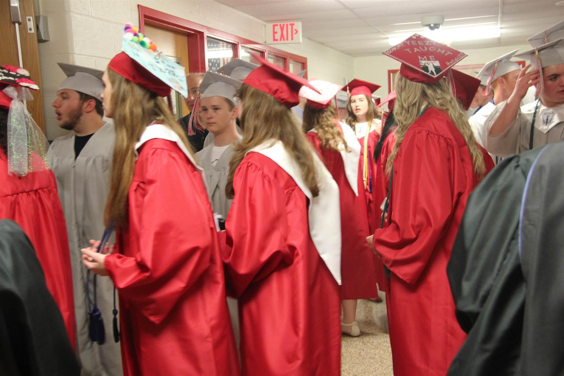 photo 9 from 2017 C V Graduation