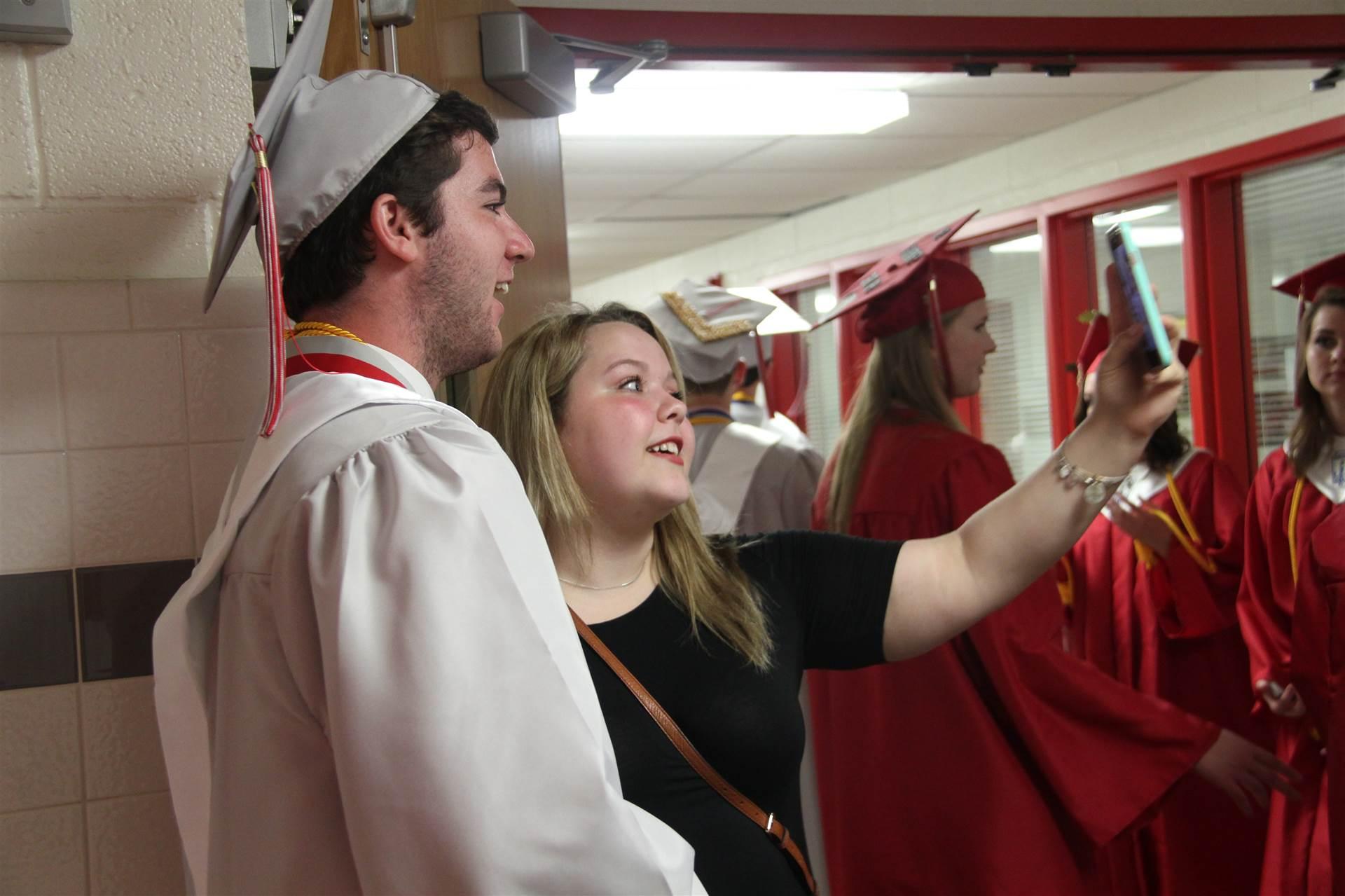 photo 8 from 2017 C V Graduation