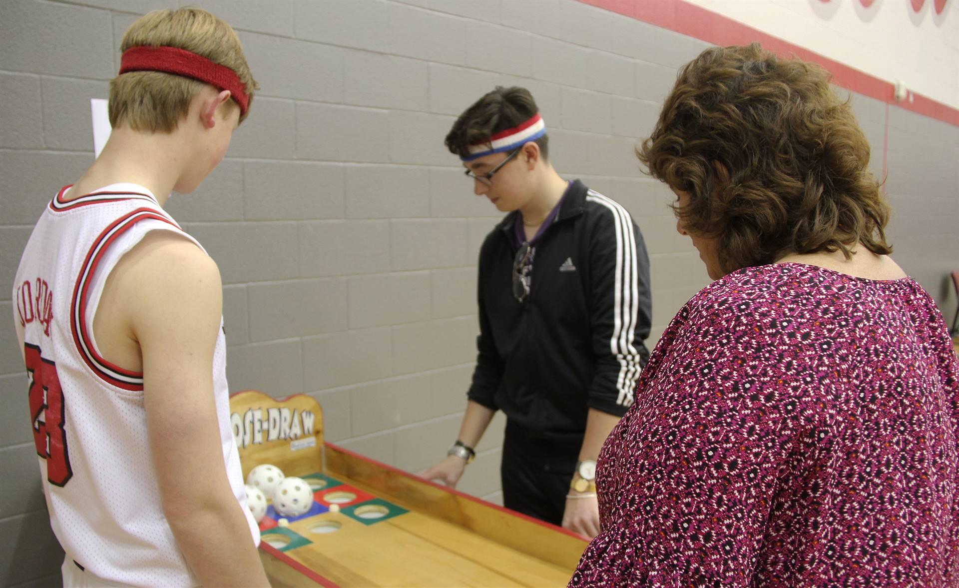 principal playing game