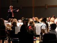conductor conducting band