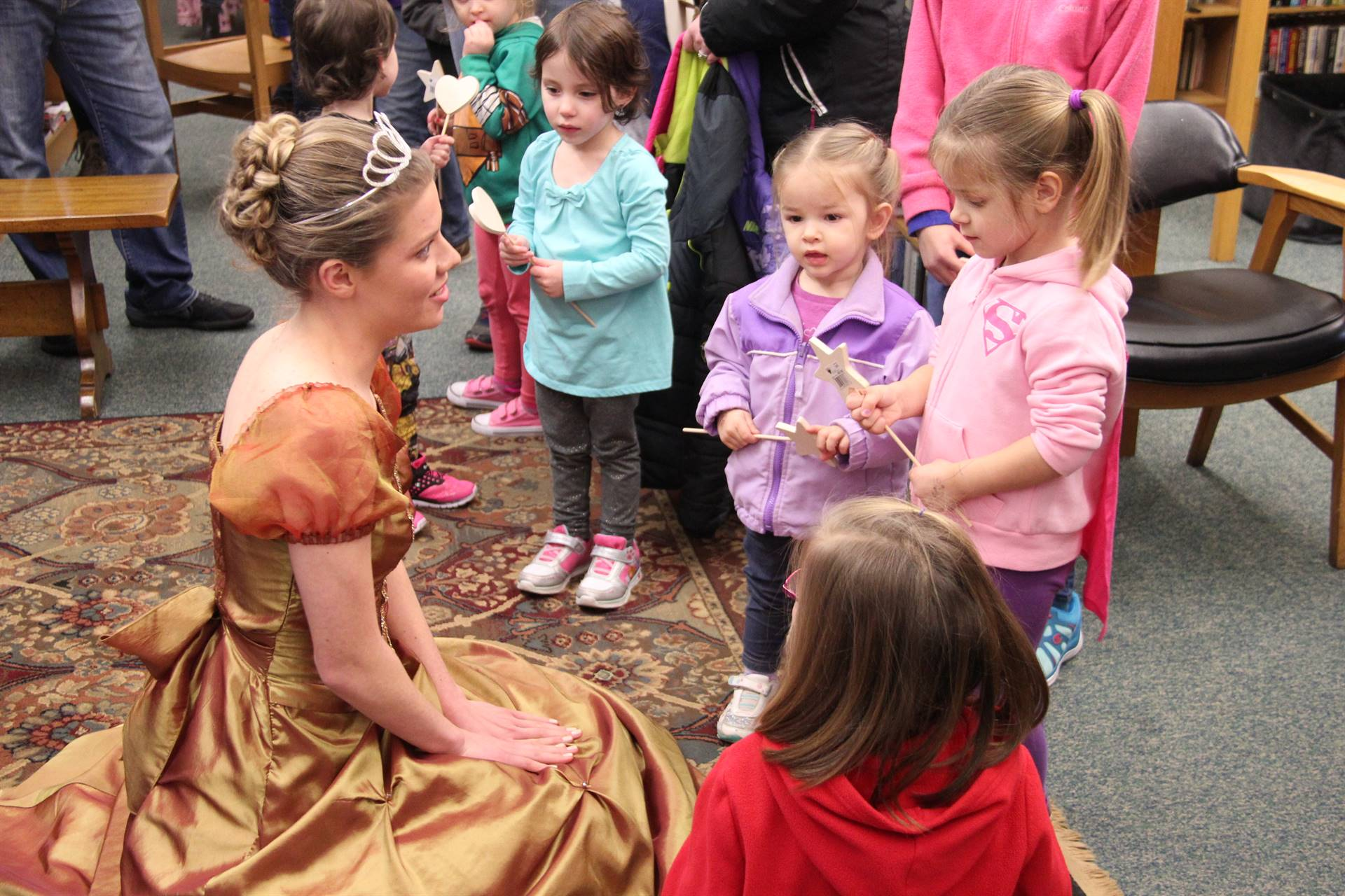 Story Time with Cinderella and Friends_5