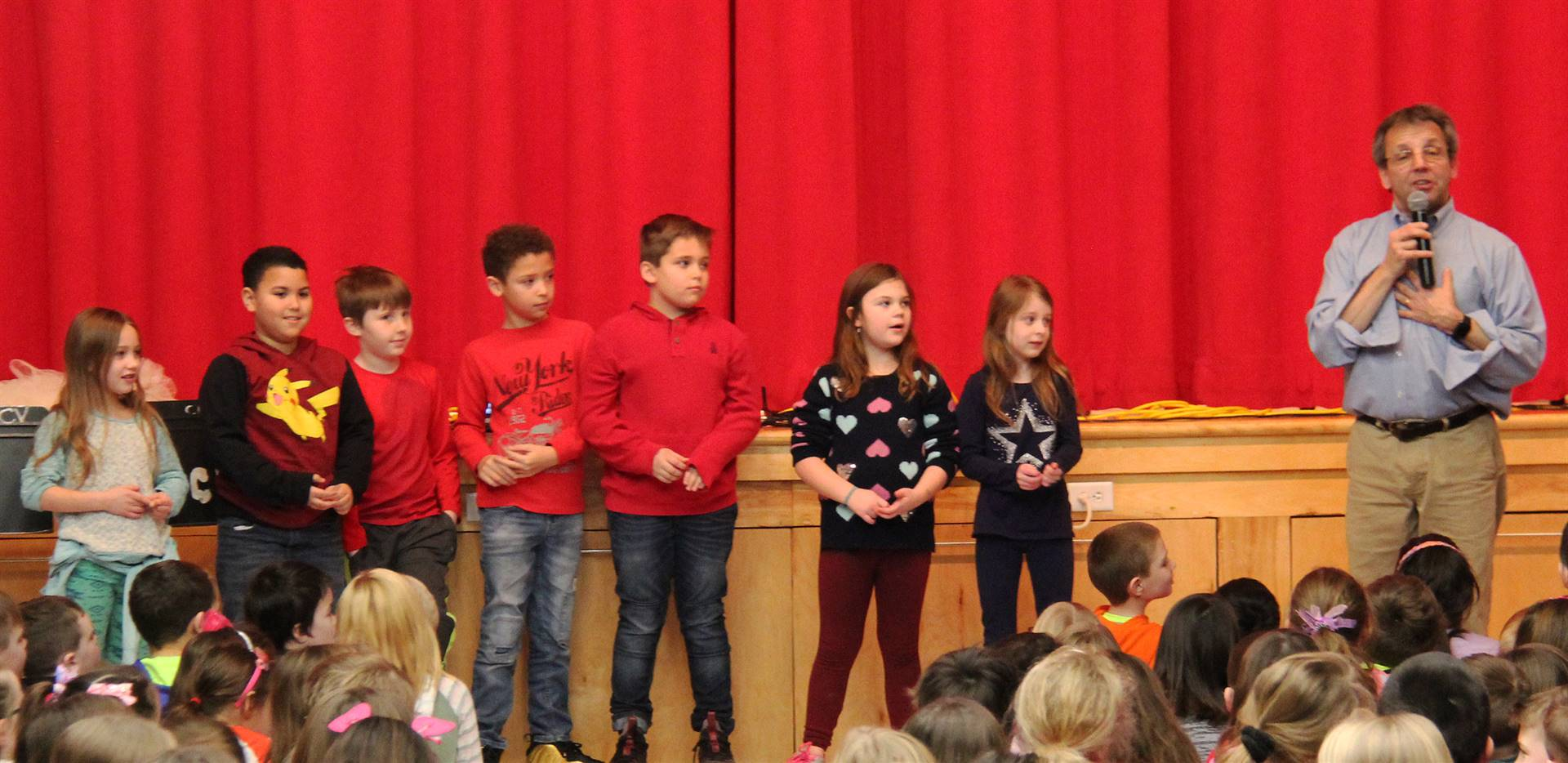 Show of Love Assembly 24