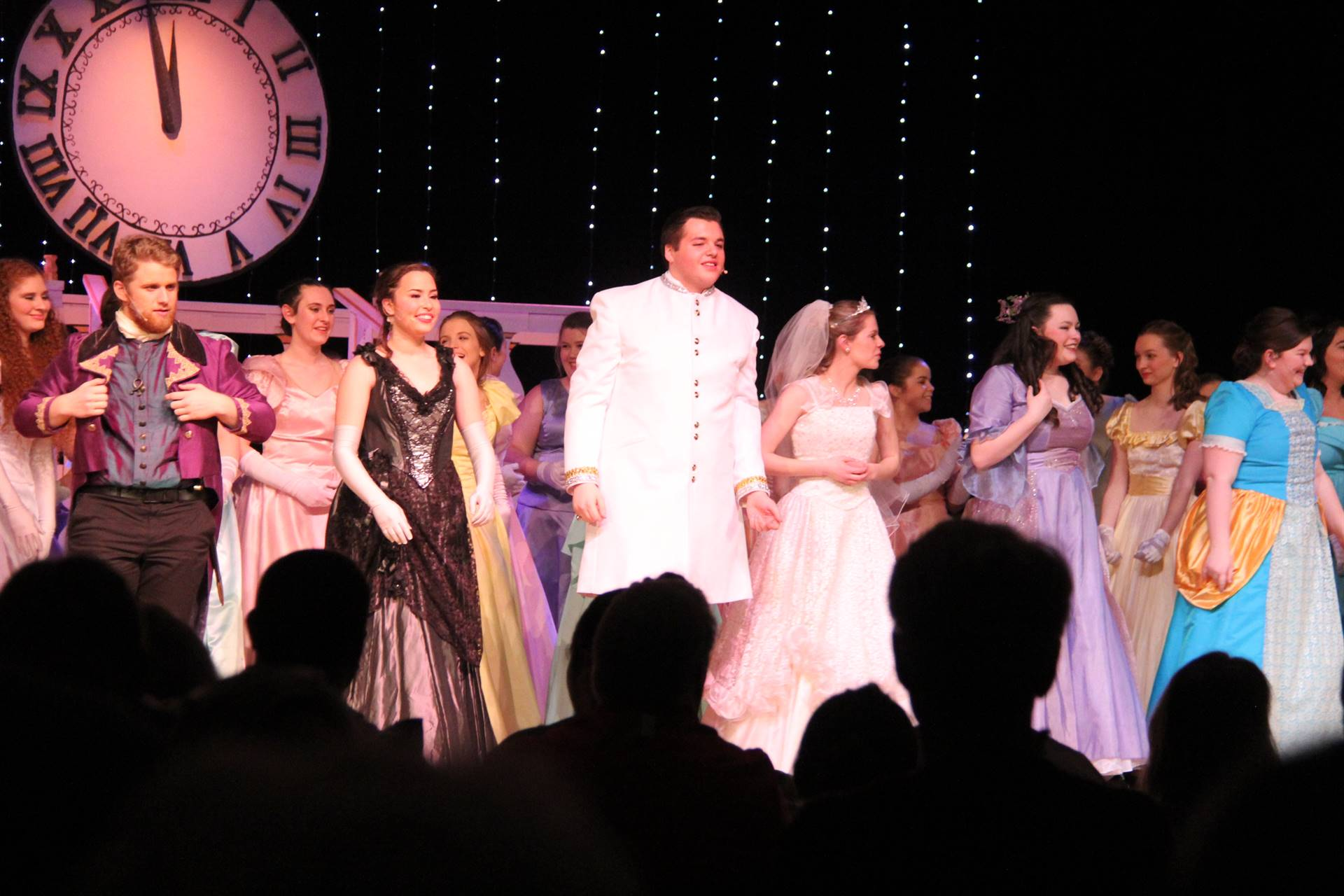Cinderella Performance 4