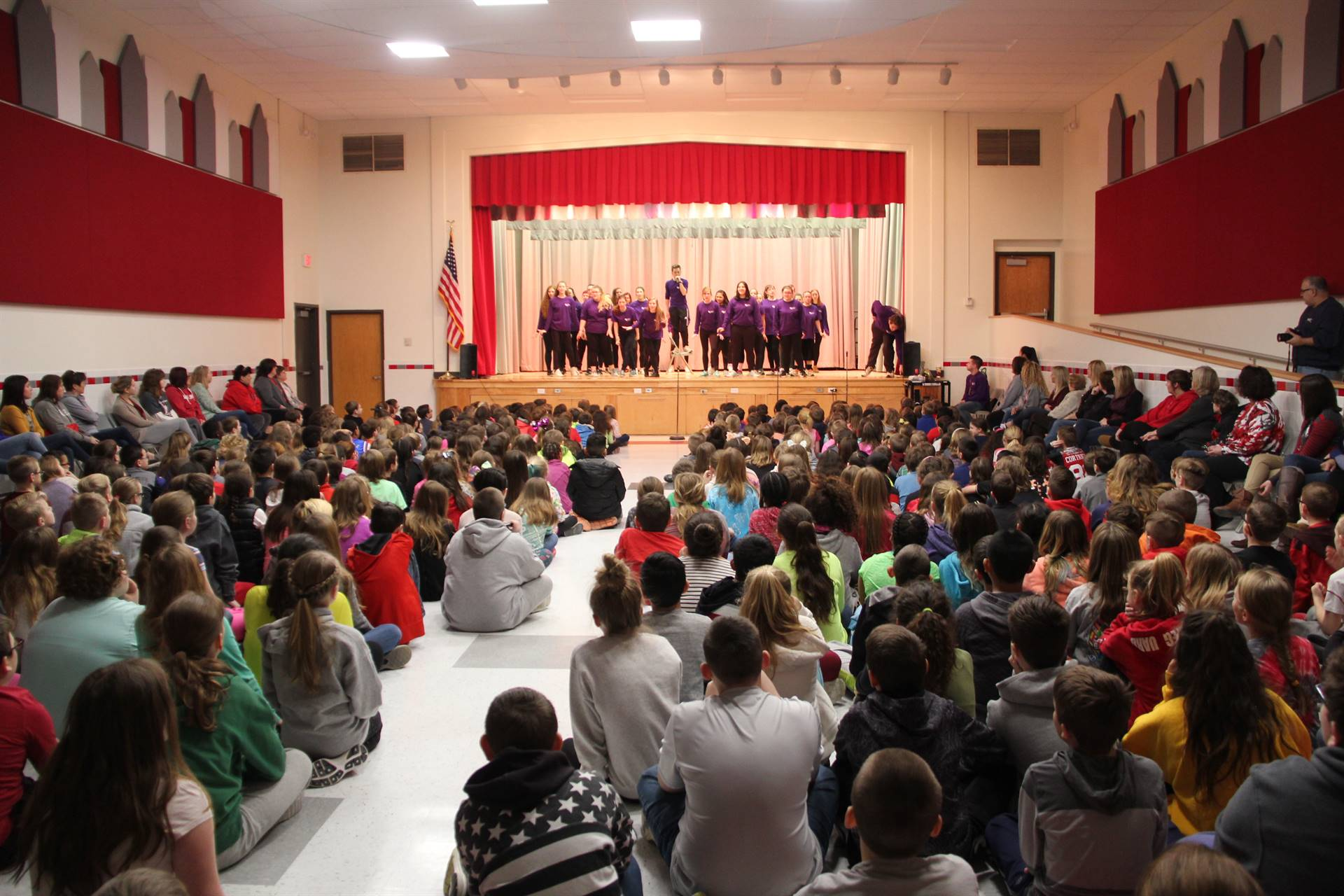 Cinderella Preview Performance at Chenango Bridge Elementary 13