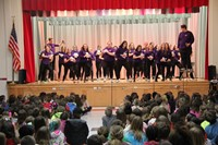 Cinderella Preview Performance at Chenango Bridge Elementary 8