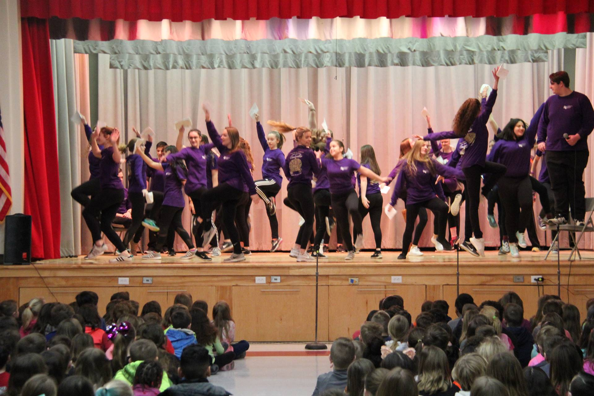 Cinderella Preview Performance at Chenango Bridge Elementary 6