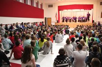 Cinderella Preview Performance at Chenango Bridge Elementary 5