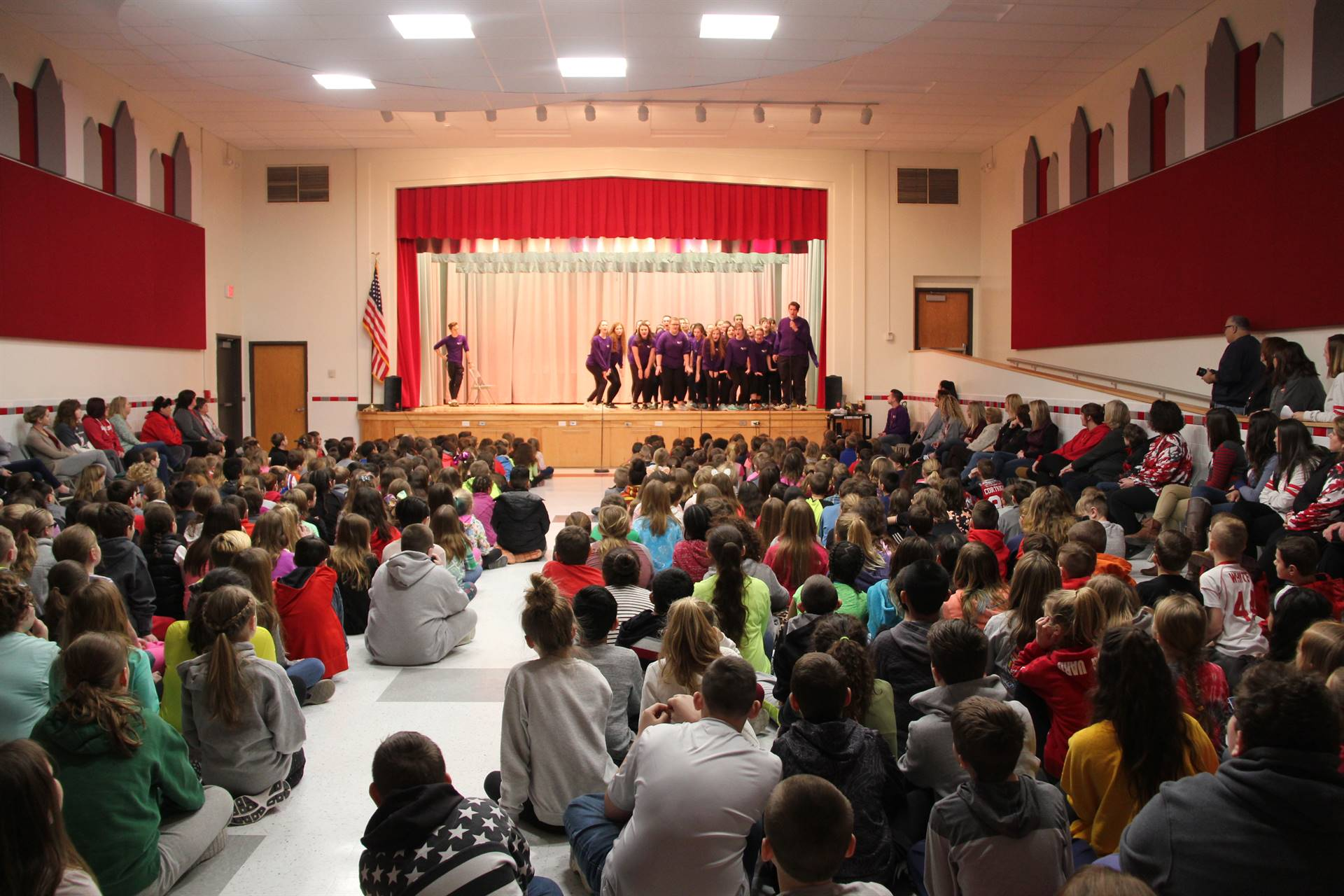 Cinderella Preview Performance at Chenango Bridge Elementary 4