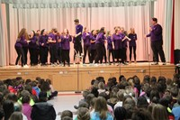 Cinderella Preview Performance at Chenango Bridge Elementary 3