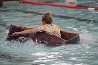 Middle School Cardboard Boat Races 72