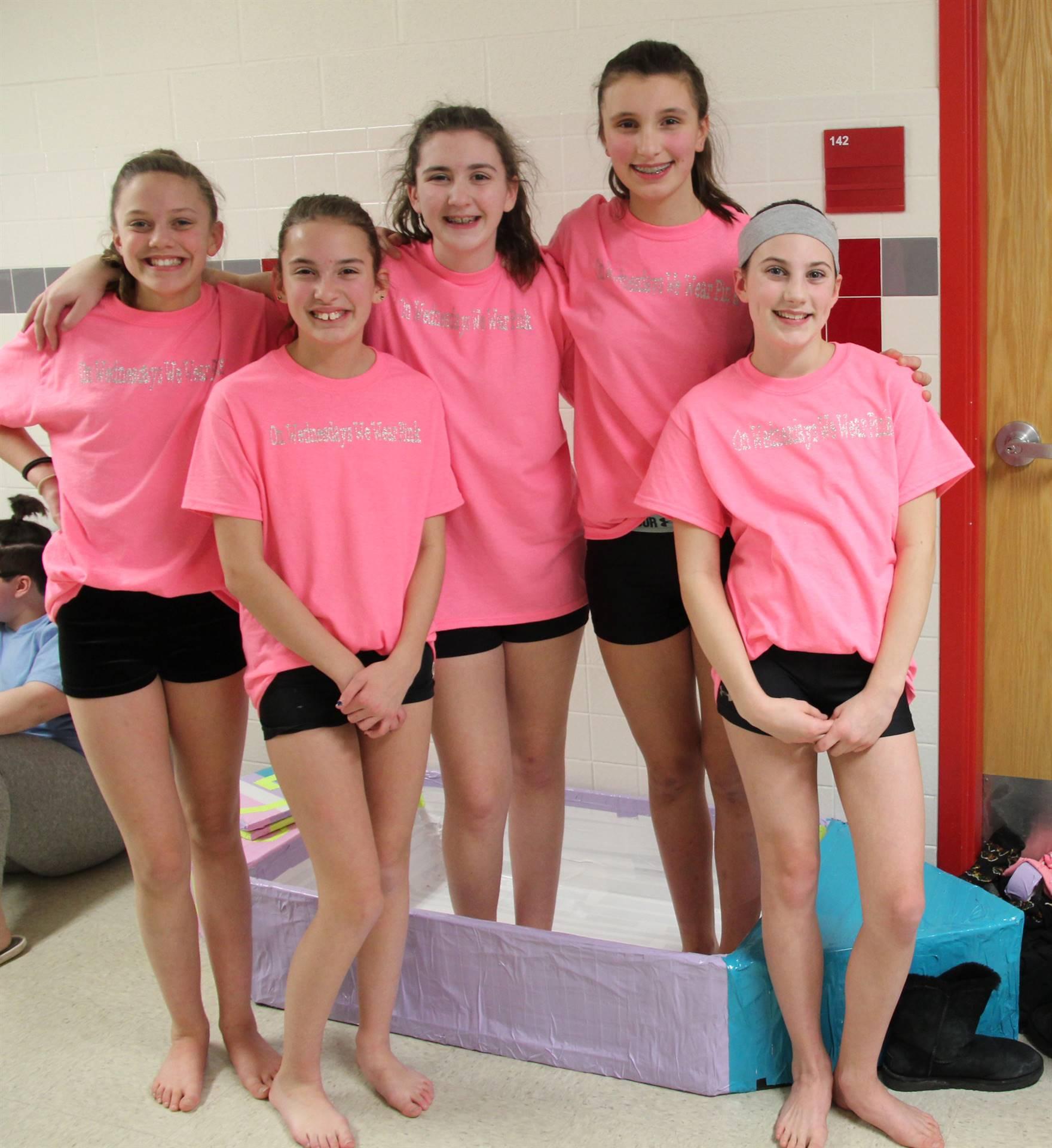 Middle School Cardboard Boat Races 18