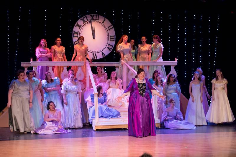 cinderella cast performing 6