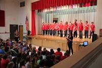 sneak preview performance at chenango bridge elementary 14