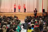 sneak preview performance at chenango bridge elementary 7