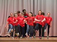 sneak preview performance at chenango bridge elementary 5