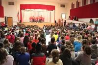sneak preview performance at chenango bridge elementary 4