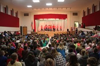 sneak preview performance at chenango bridge elementary 1