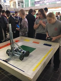 Southern Tier Robotics Competition 16