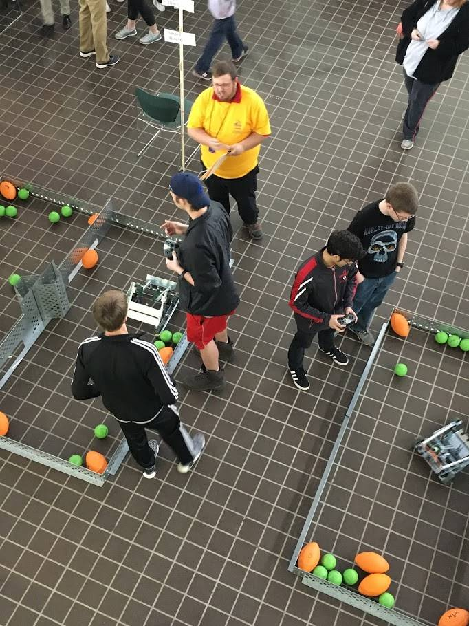 Southern Tier Robotics Competition 15