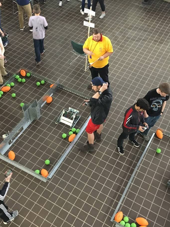 Southern Tier Robotics Competition 13