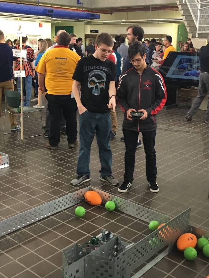 Southern Tier Robotics Competition 12