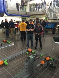 Southern Tier Robotics Competition 11